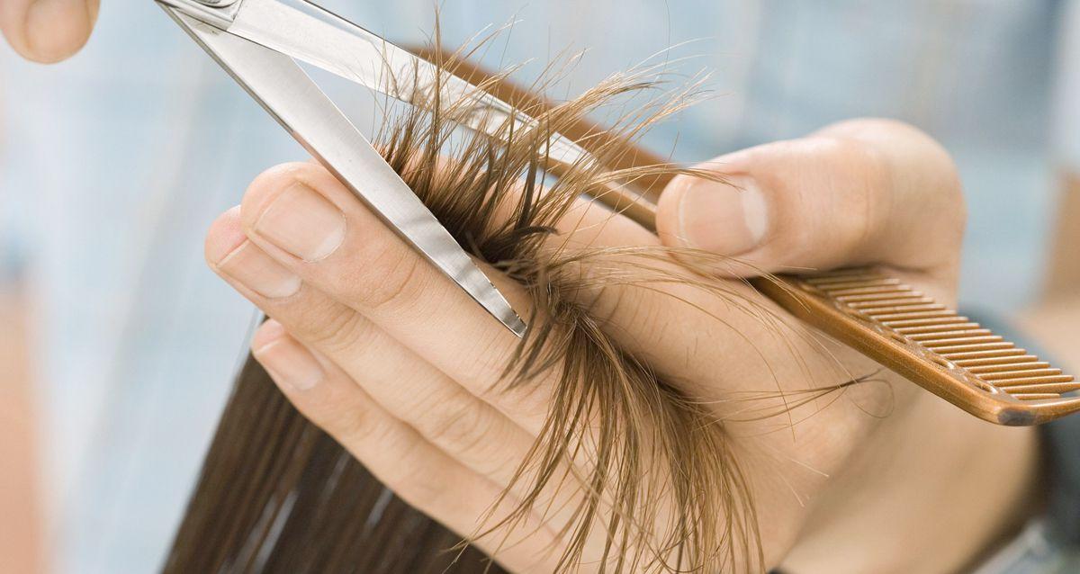 Зачем стричь концы волос