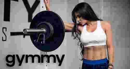 Скидка 10% в приложении GYMMY! Более 200 фитнес-клубов