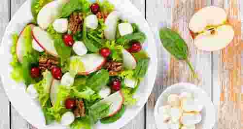 3 рецепта с яблоками