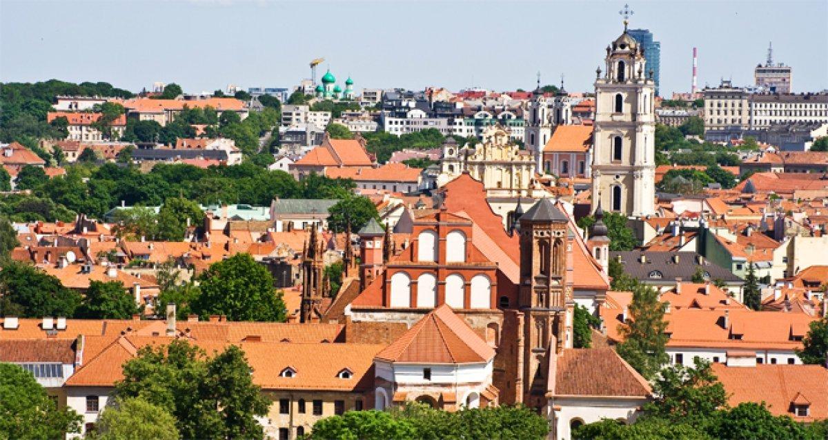Три дня в Вильнюсе