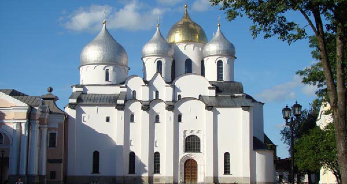 Великий Новгород - один из старейших городов России!