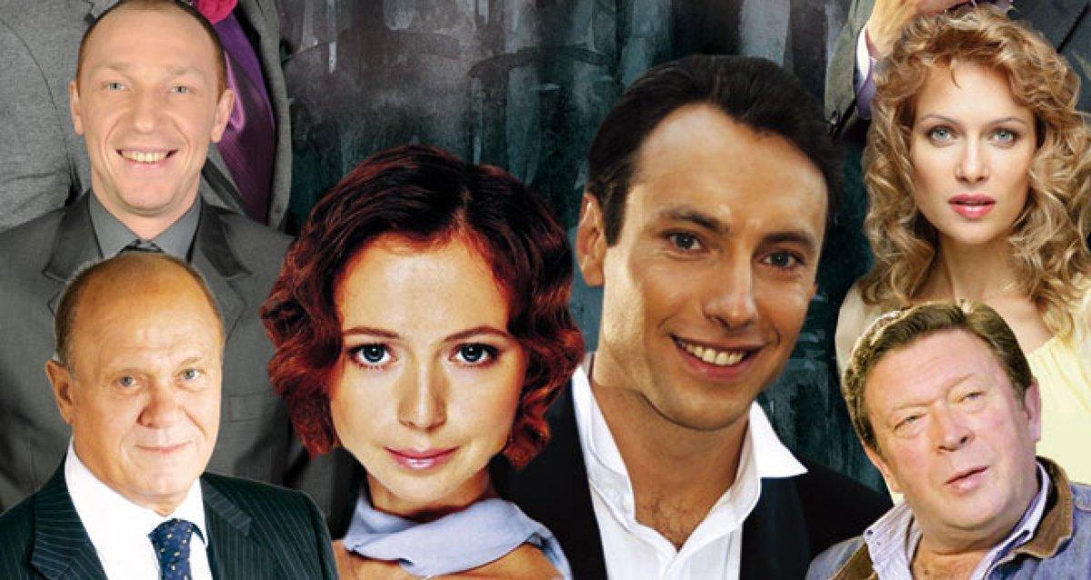 Лучшие актеры <br>в спектакле «Коварство <br>и любовь»!
