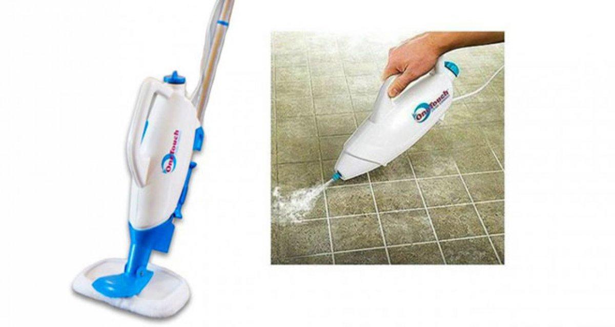 Новейшее устройство для уборки помещений!