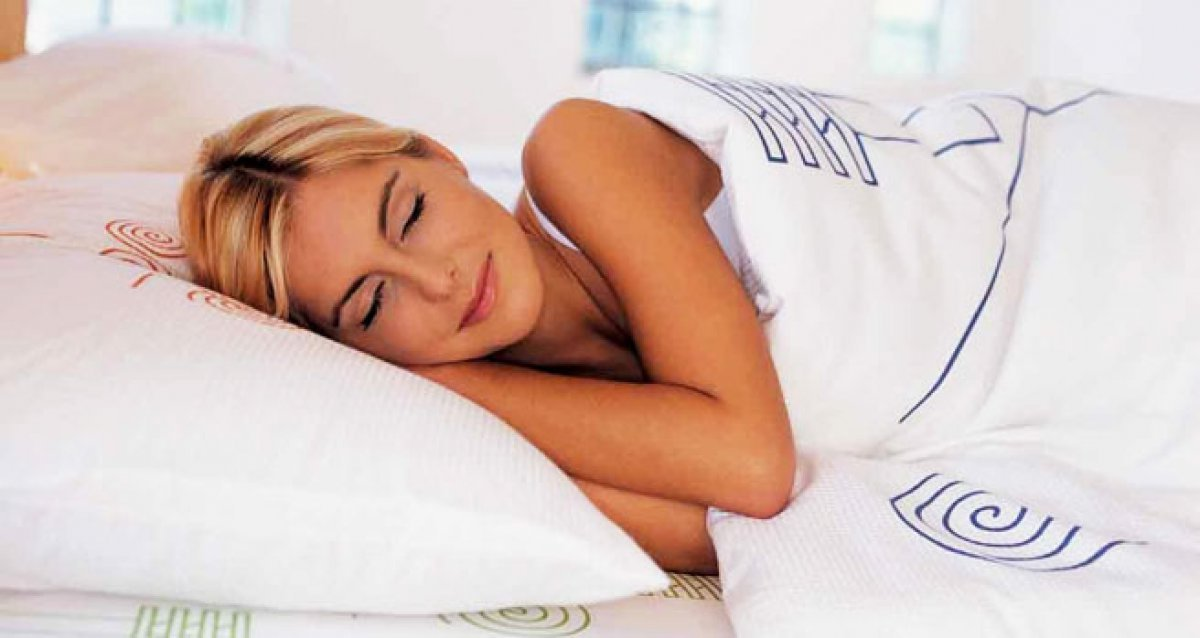 Спите сладко, как в детстве!