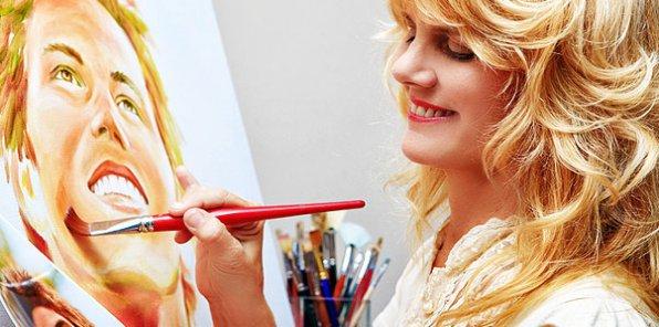 Я б в художники пошел, пусть меня научат!