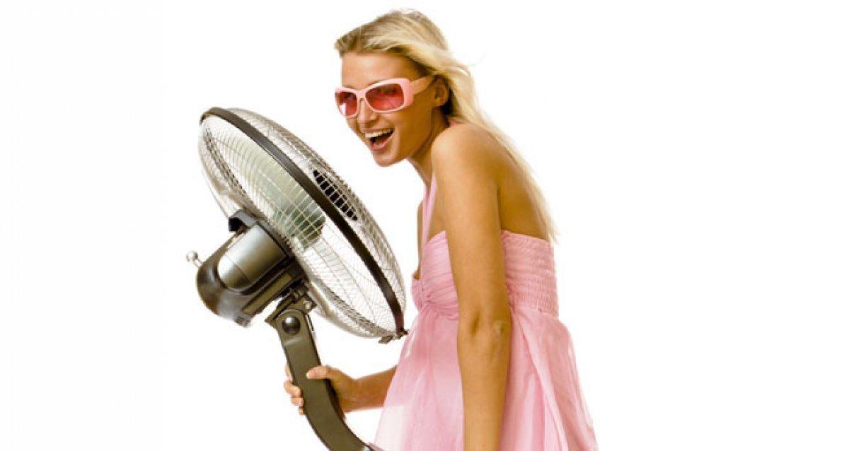 Спасение от жары <br>в знойные летние дни