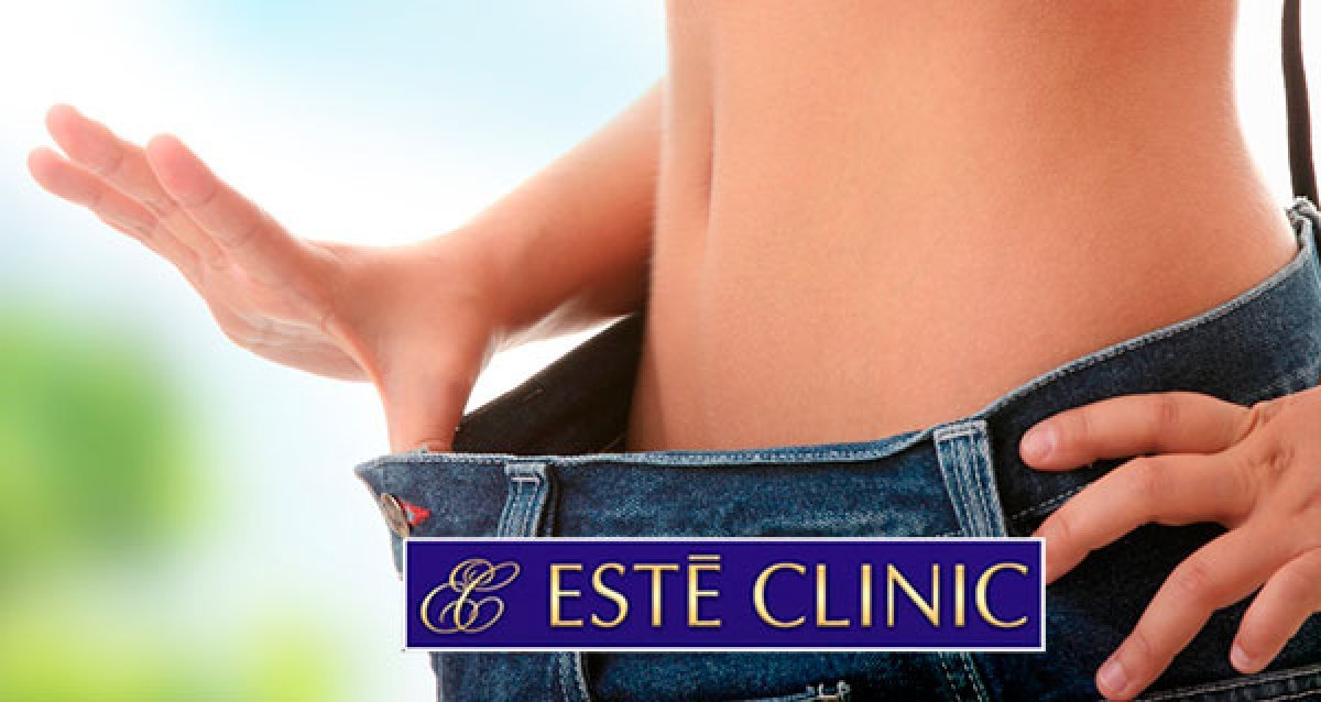 Минус 3 кг за 2 часа! Криолиполиз, массаж, мезотерапия от 590р. в Este Clinic