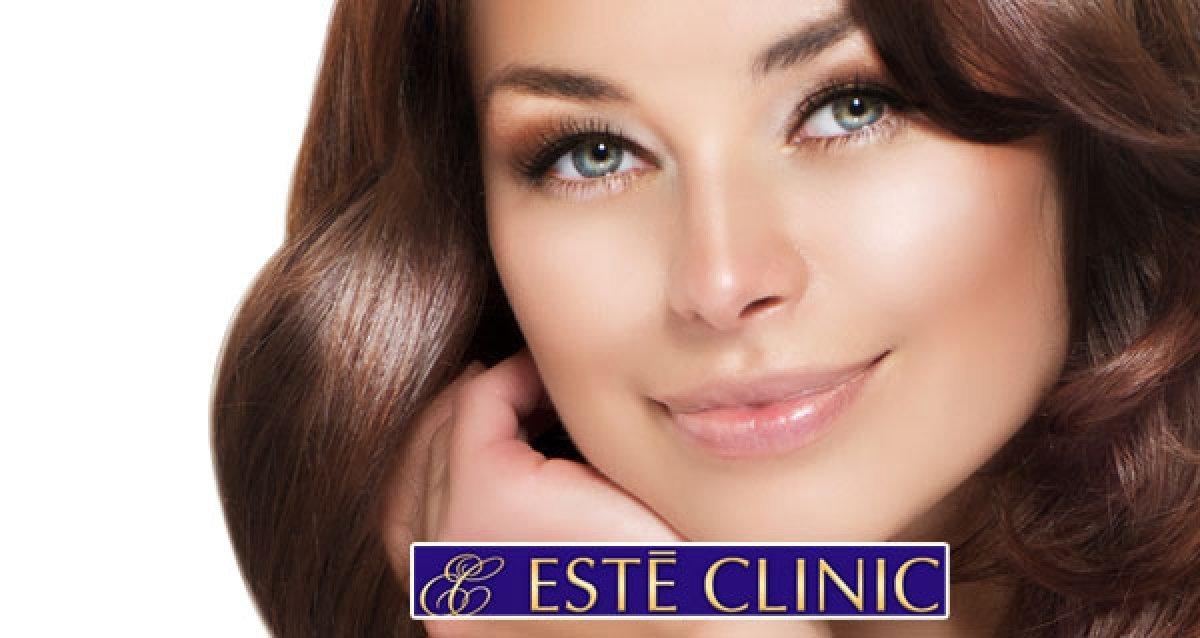 Аппаратные, инъекционные и косметологические методы омоложения от 550р. в Este Clinic