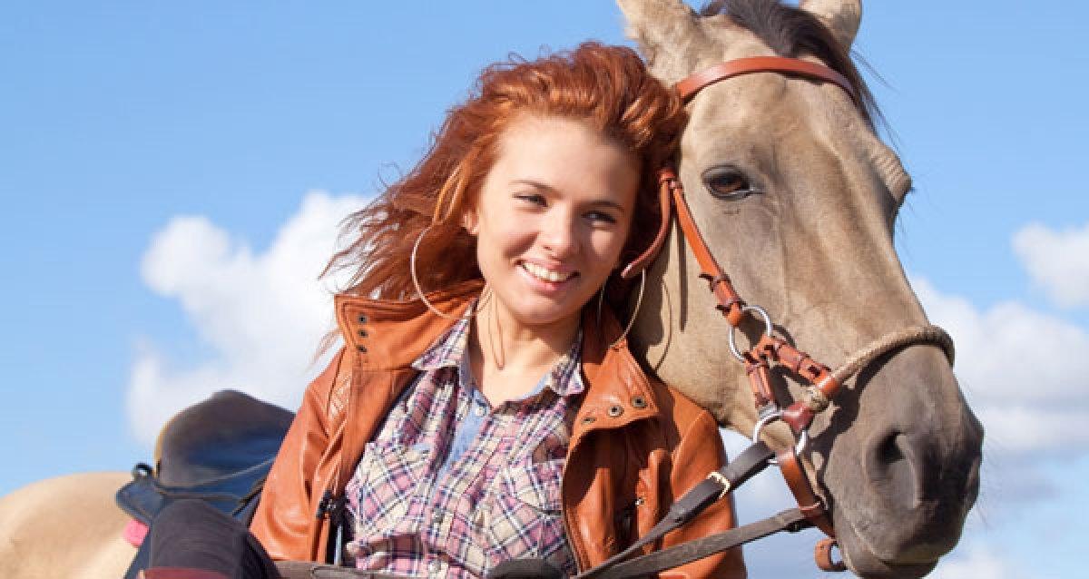 "От 1200р. за конную прогулку, прогулку на двоих в конном экипаже и чаепитие от КСК ""Баллада"""