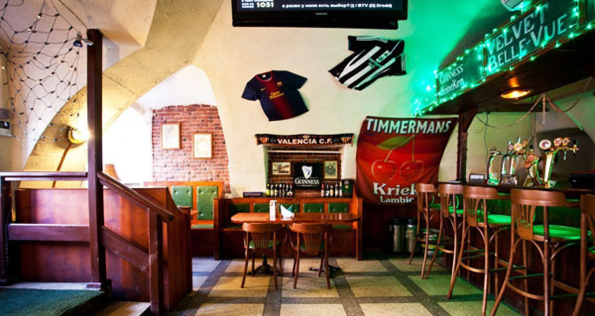 Атмосфера настоящего ирландского паба! Скидки до 60% на все меню и напитки в пабе Rosie O'Grady's!