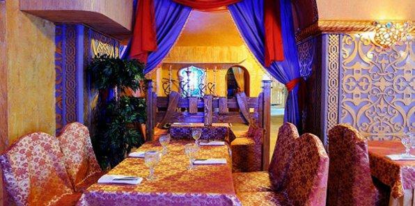 Восток - дело тонкое! Скидка 50% на все меню кухни и напитки в ресторане Marhaba
