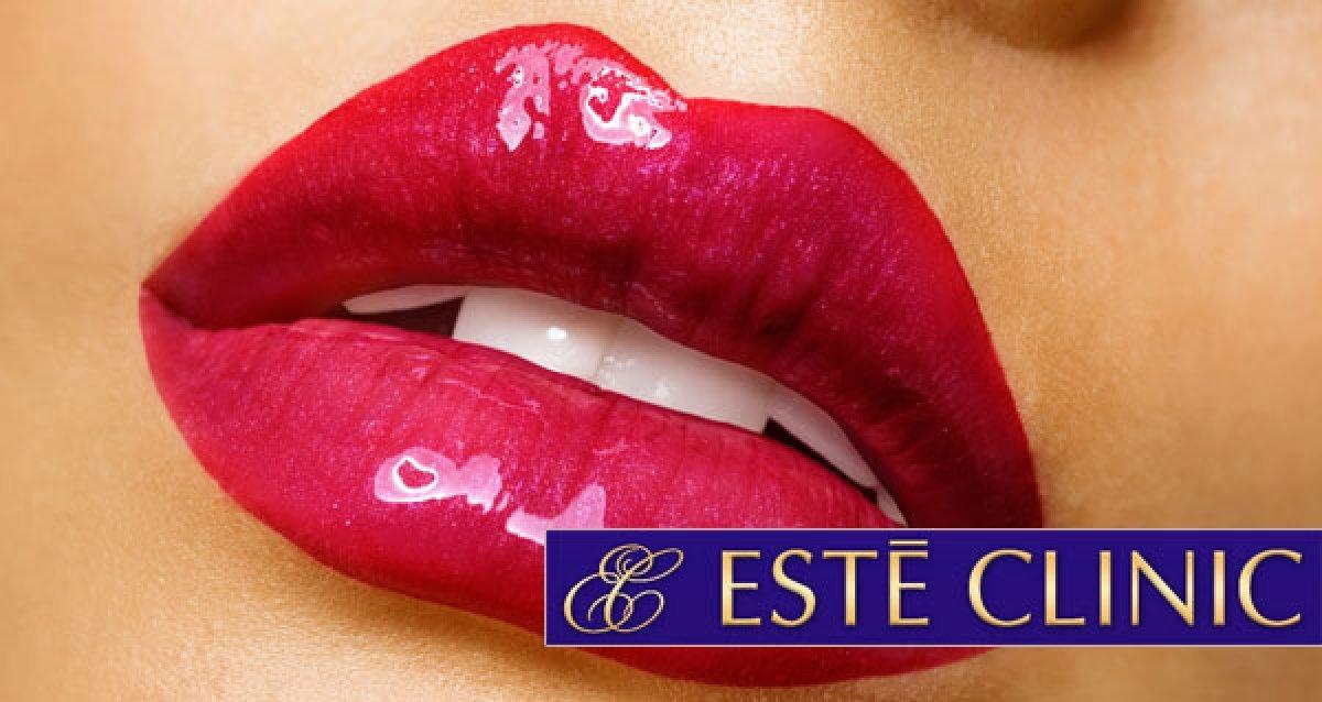 Скидки до 62% на всю инъекционную косметологию от Este Clinic: ботокс, контурная пластика, биоревитализация, нити