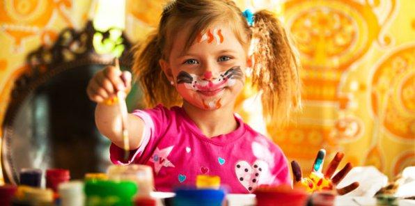 """Техника скоростного рисования для детей! Скидка 52% на тренинг """"Рисуем с детьми от 5 до 10 лет"""""""