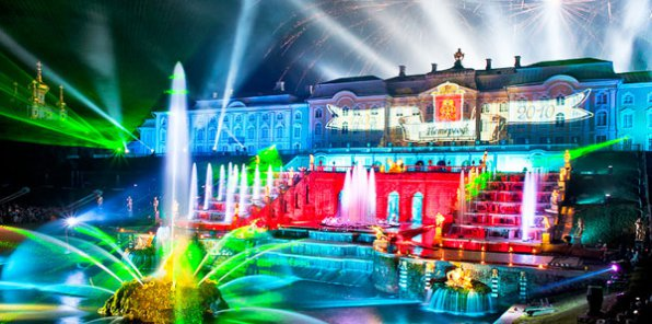 Морская прогулка на Метеоре в Петергоф с экскурсионной программой и посещением дворцов и музеев от 990р.!