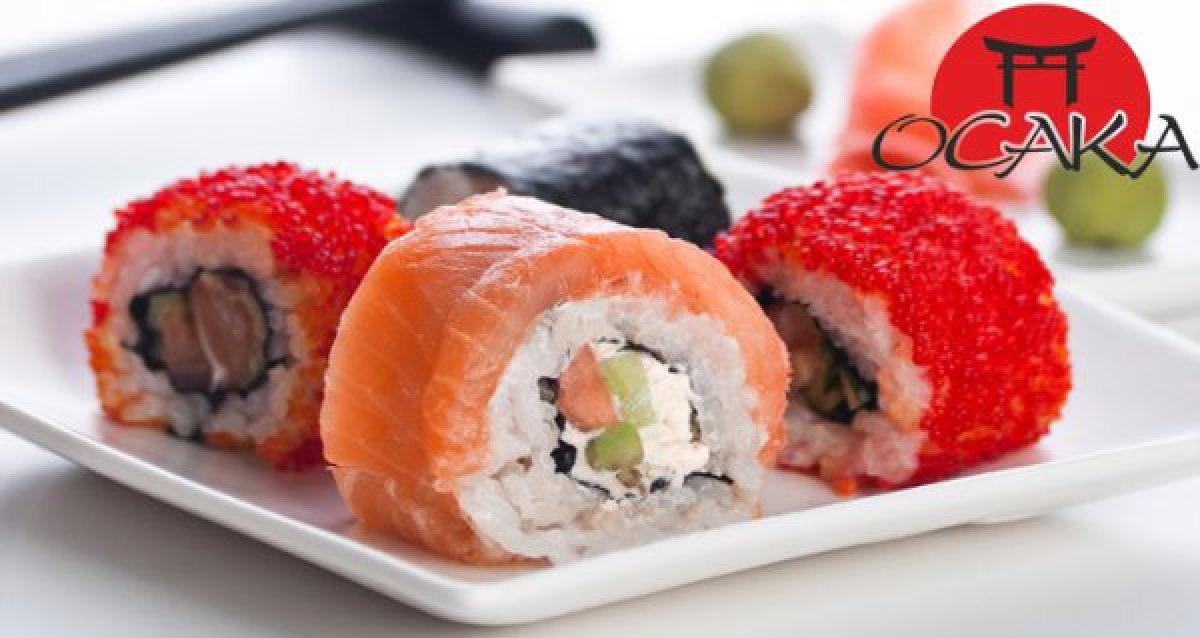 """Магическая атмосфера! Скидки до 50% на все меню кухни и напитки в сети ресторанов """"Осака""""!"""