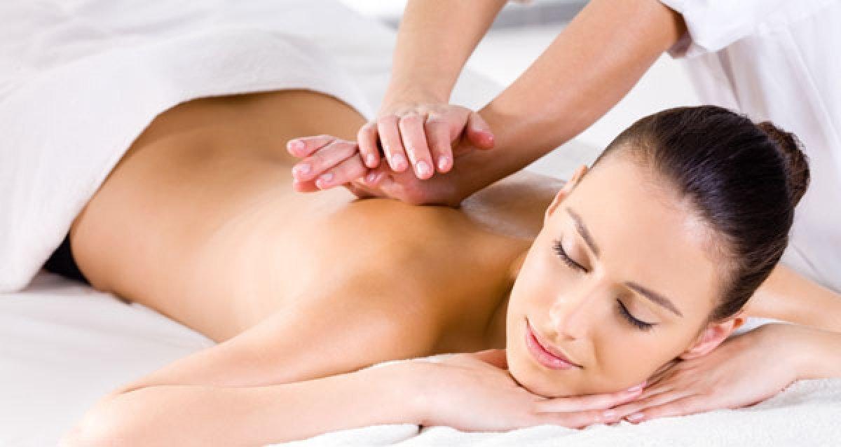 Позвольте себе расслабиться! От 480р. за полноценный массаж с глубокой проработкой мышц, обертывание и пилинг