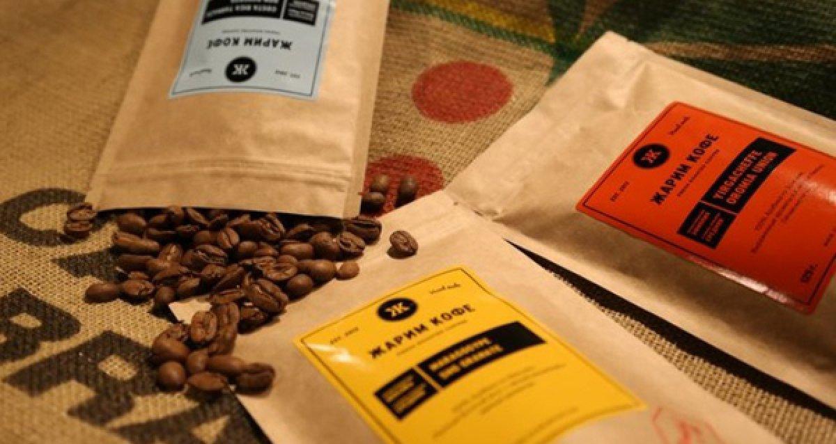 Свежеобжаренный кофе — отличный подарок на Новый год! Скидка 15% на полугодовую и годовую кофейные подписки от «Жарим Кофе»