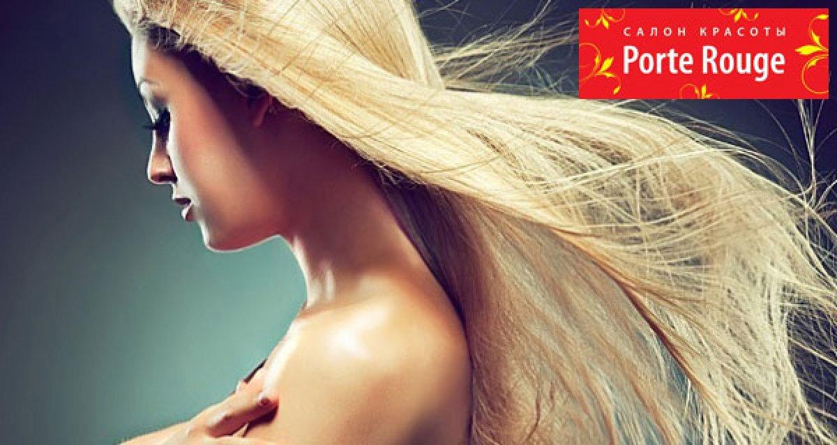 Роскошные волосы — это просто! Всего 6000 р. за наращивание натуральных волос по технологии EuroSoCap, 100 прядей или ленточной, 40 прядей