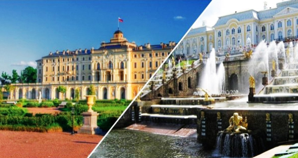 Впервые! Только 2 августа! Морской круиз на Метеоре в Константиновский дворец и другие экскурсии в Петергофе со скидками до 72%!