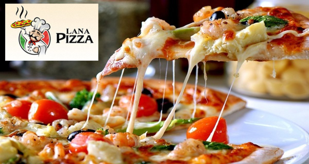 Скидка 50% на пиццу и пироги с доставкой на дом или в офис. Более 20 видов вкуснейшей итальянской пиццы!