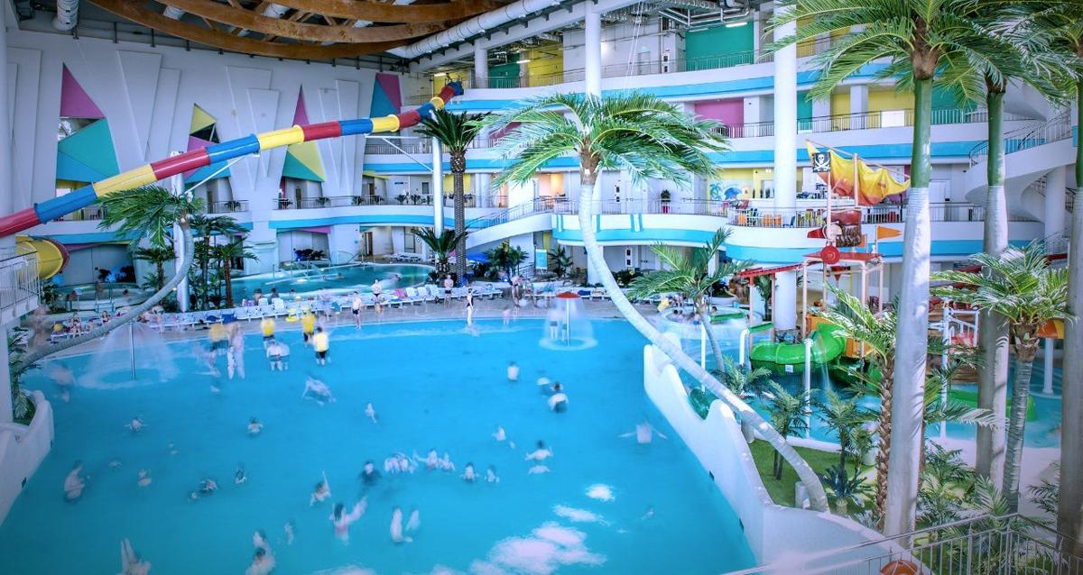 аквапарк «Мореон»