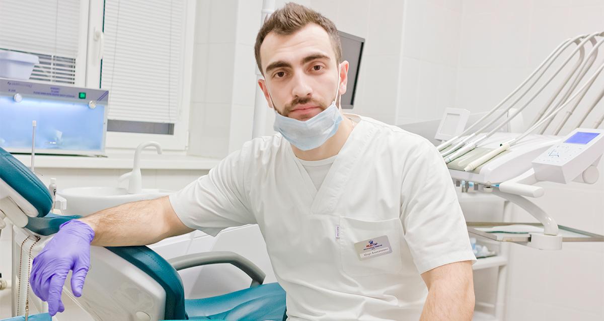 врач стоматологии «МедСтар»