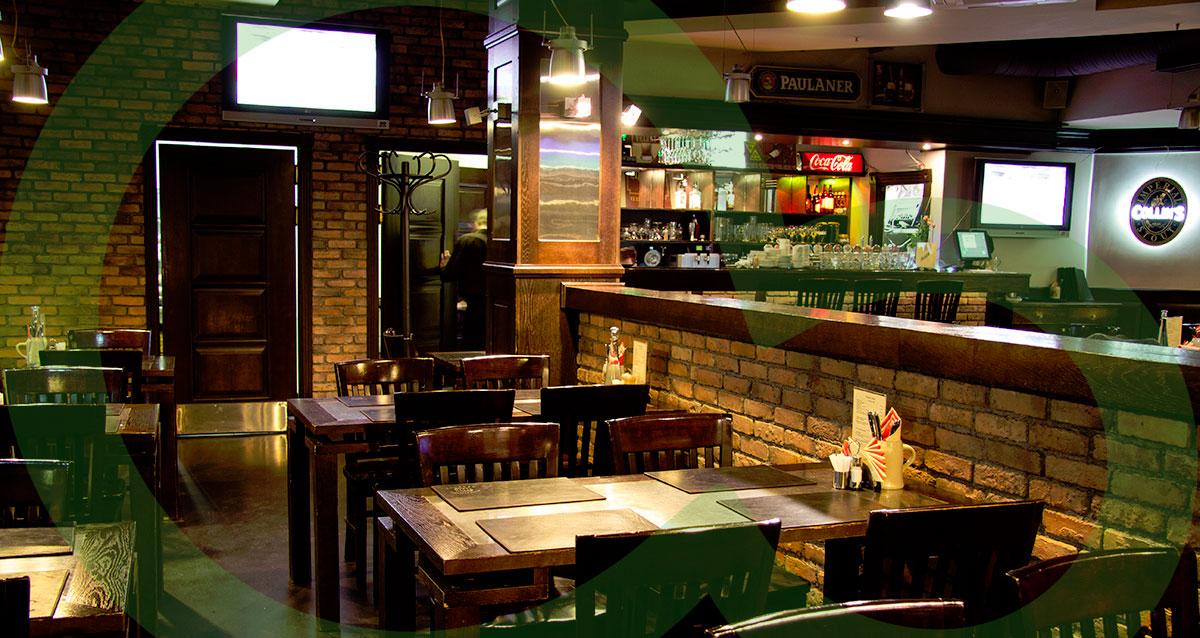 интерьер ресторана дубинин
