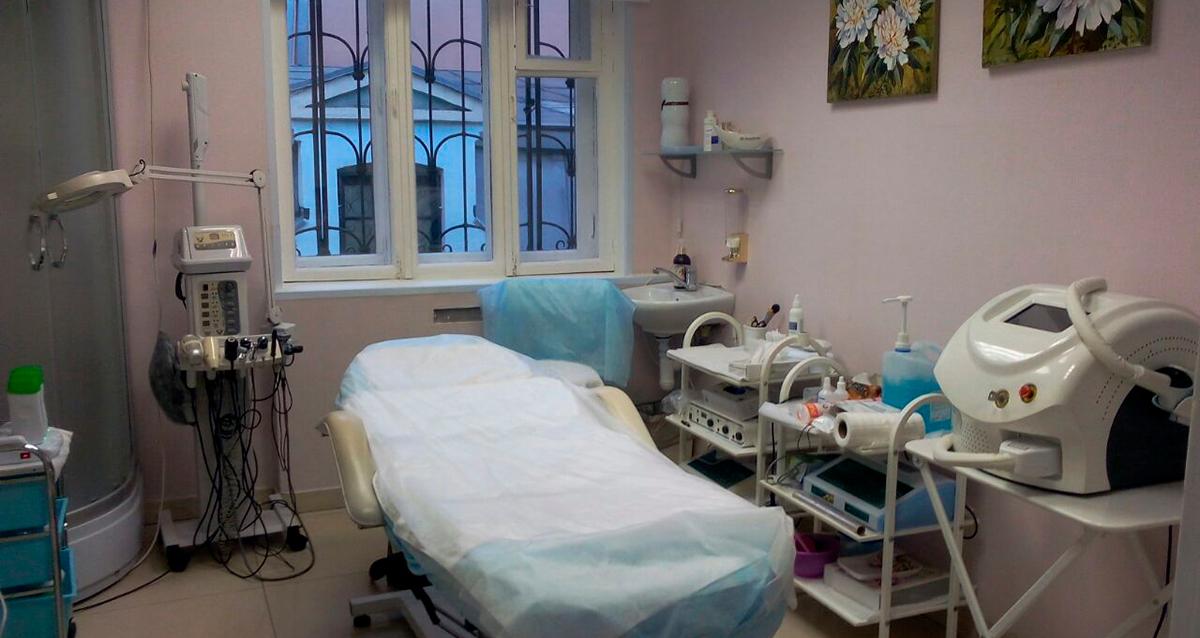Лечебно-оздоровительный центр красоты «Открытие»