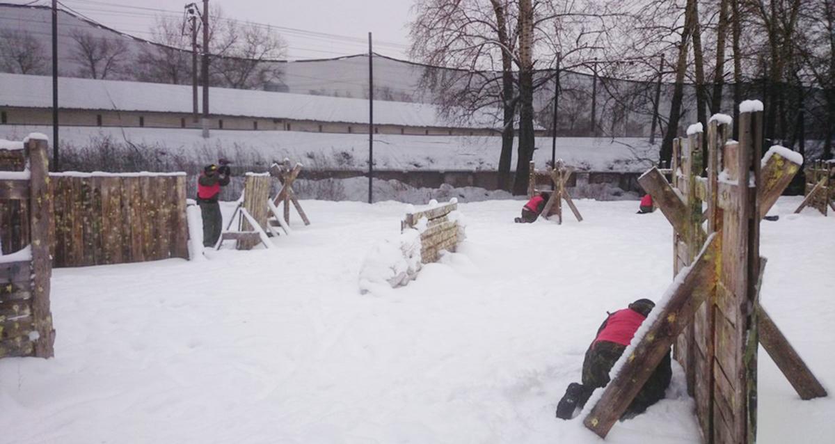 Пейнтбольный клуб «Тушино»