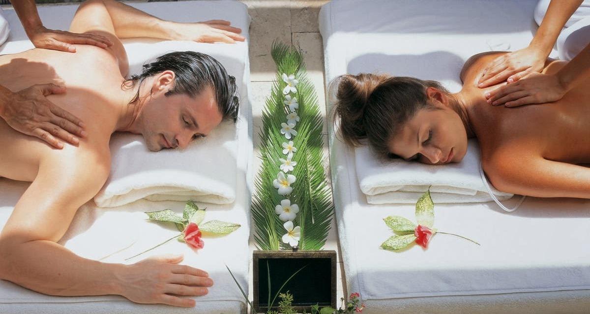 спа для двоих