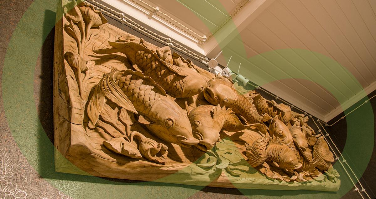 спа салон Пещера Рыб