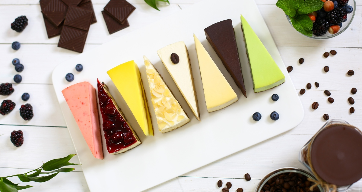 десерты от bcstore.ru