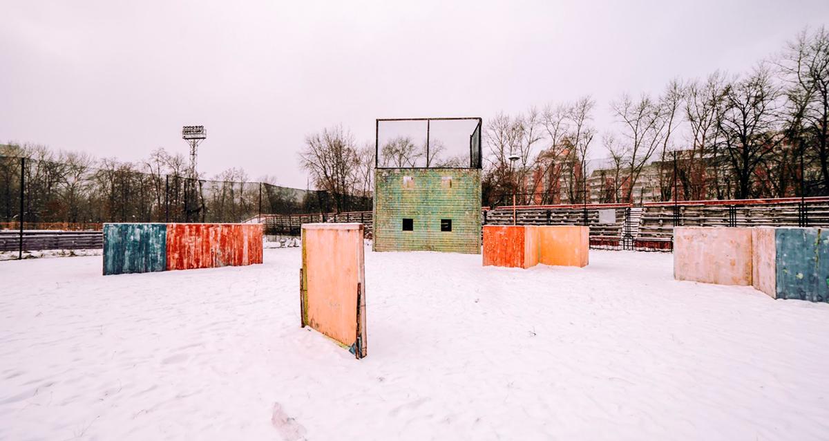 пейнтбольный клуб «Город»