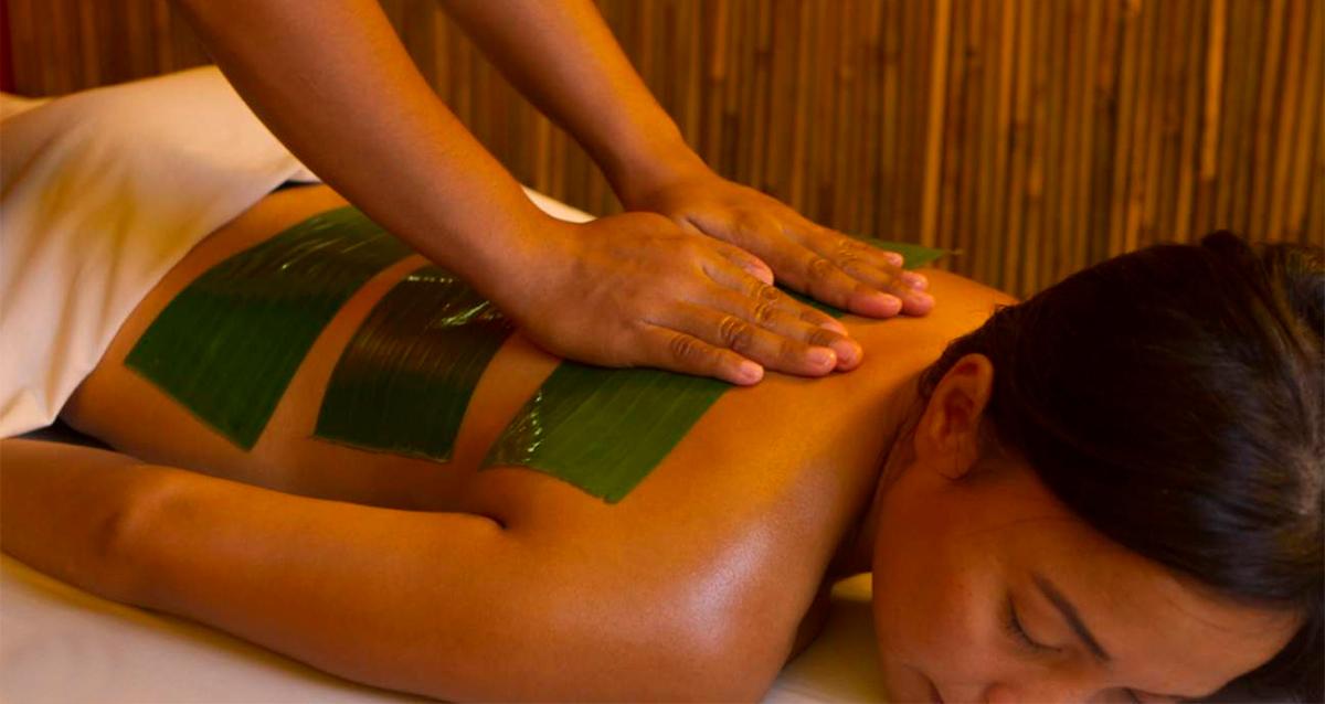 филиппинский массаж