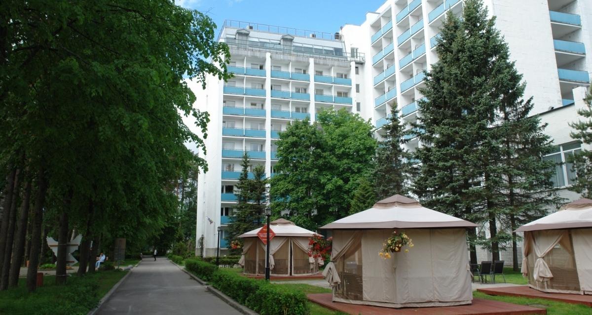 SPA-отель «Гелиос»
