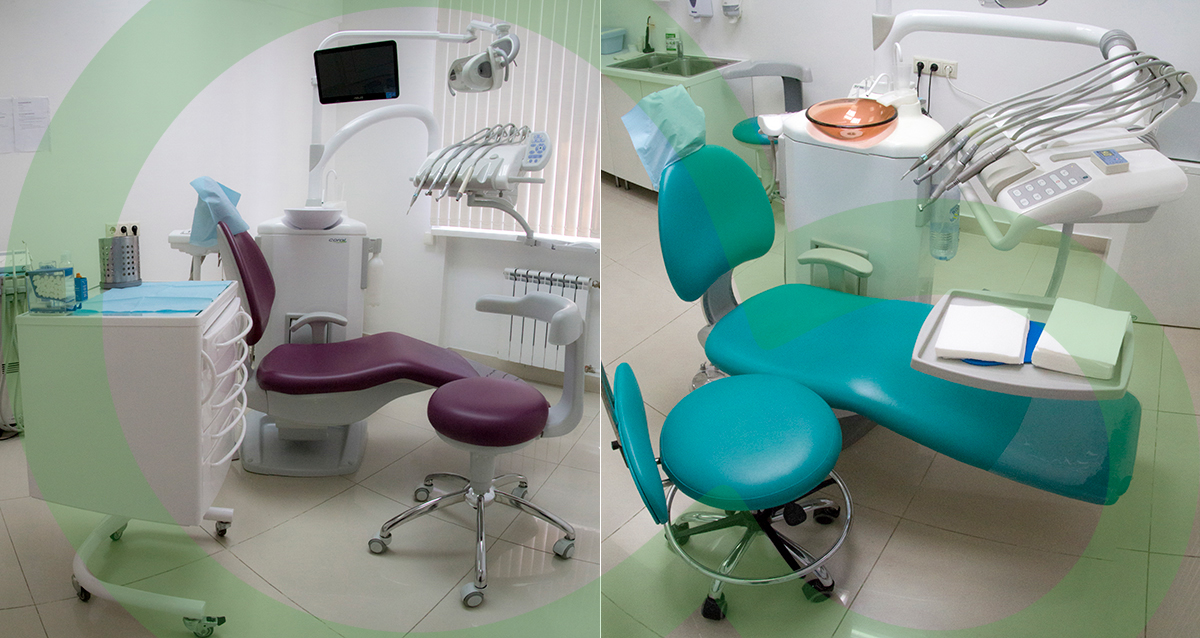 интерьер клиники MG Clinic