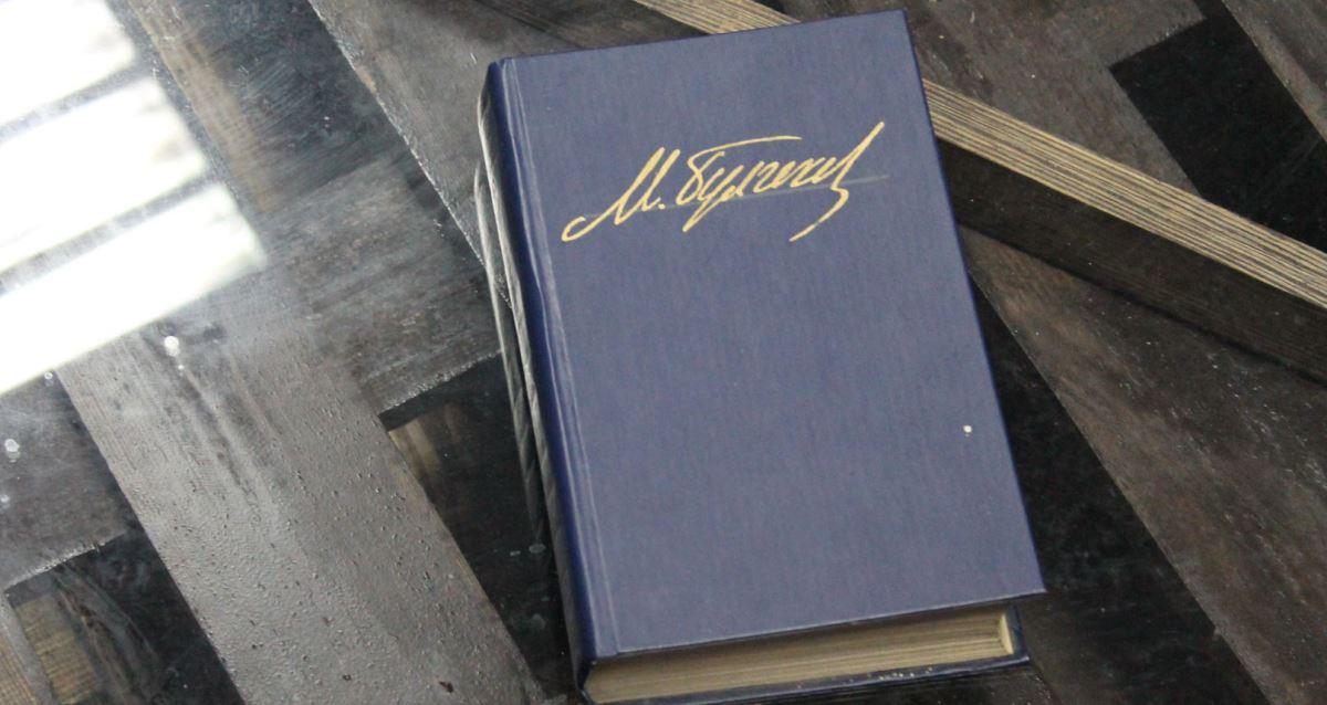 книга булгаков