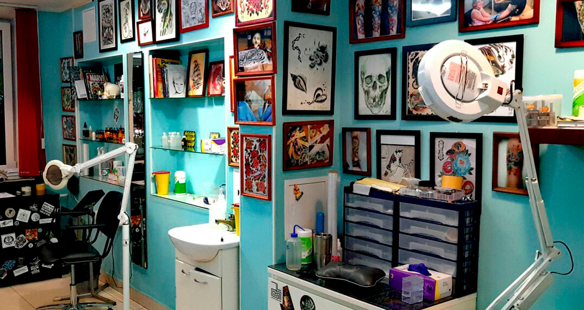салон Pro Tattoo