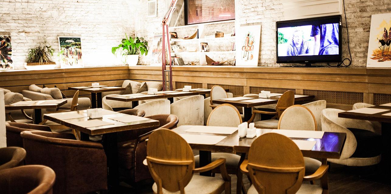 Бар-ресторан Art Clumba
