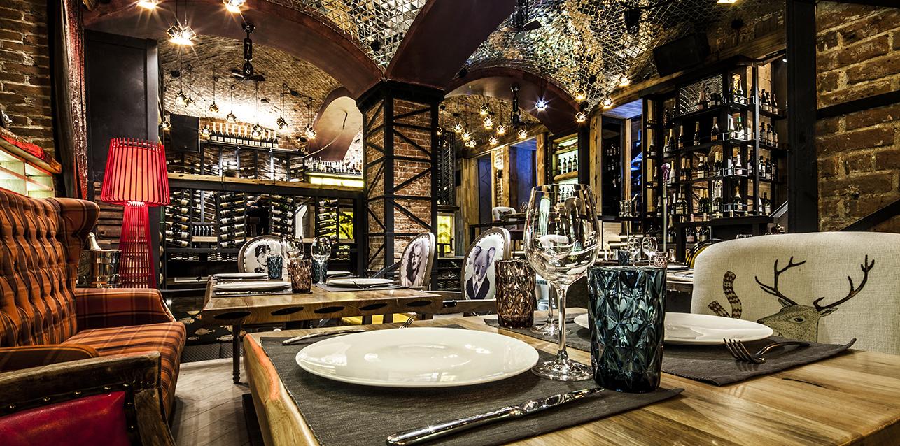 Ресторан-караоке «VINTАЖ77»
