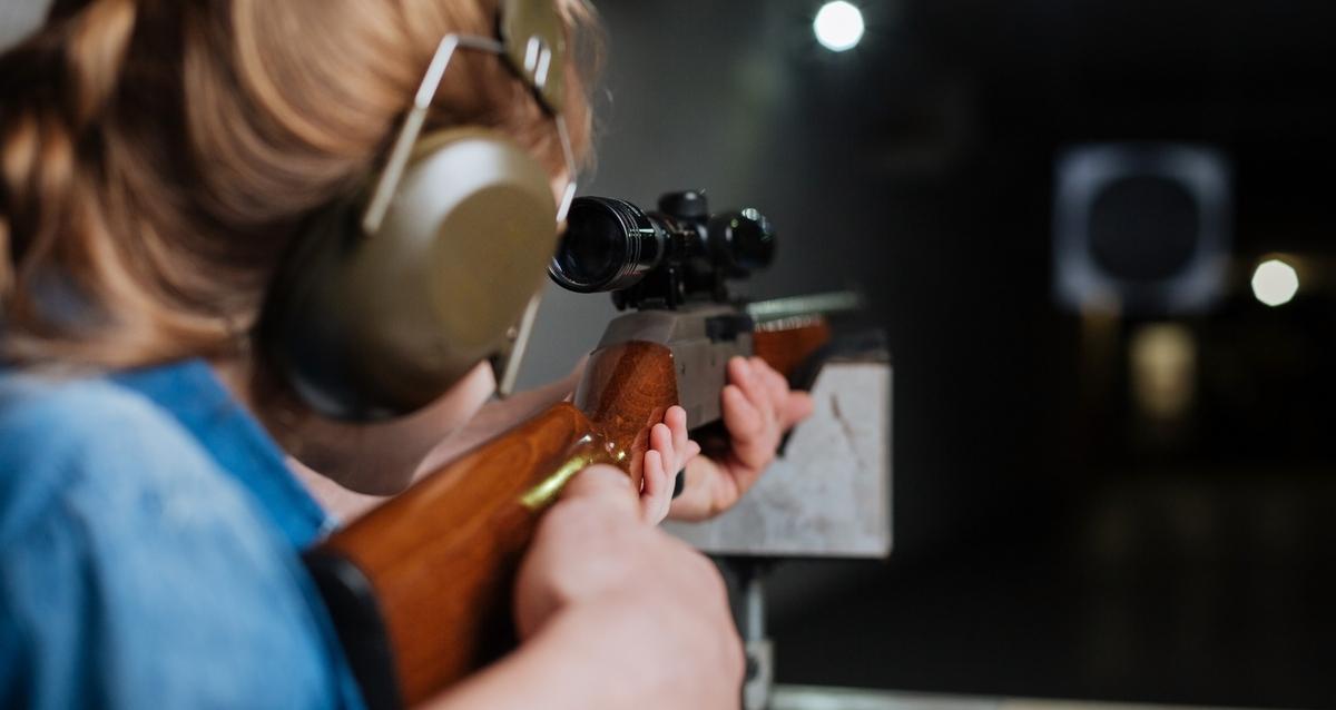стрельба из винтовки