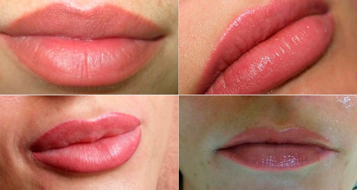 перманентный макияж в Brow-bar by Dayana