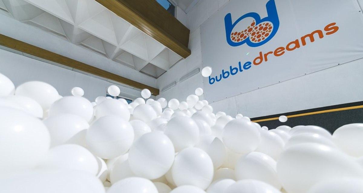 Сухой бассейн Bubble Dreams