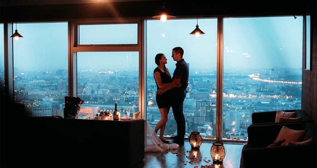 свидание в москва сити