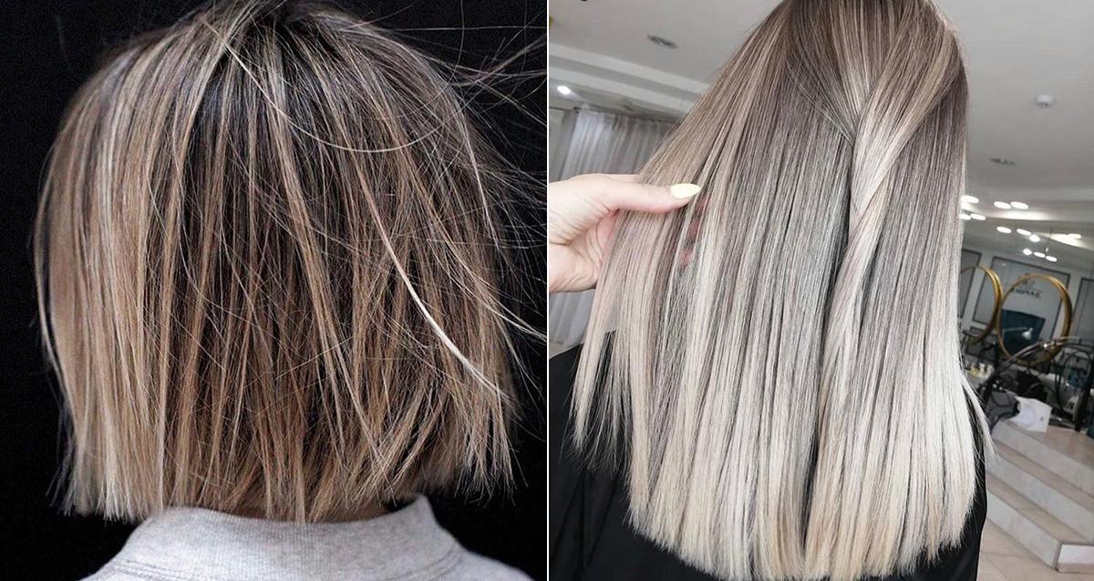 уход за волосами в салоне красоты «Александра»