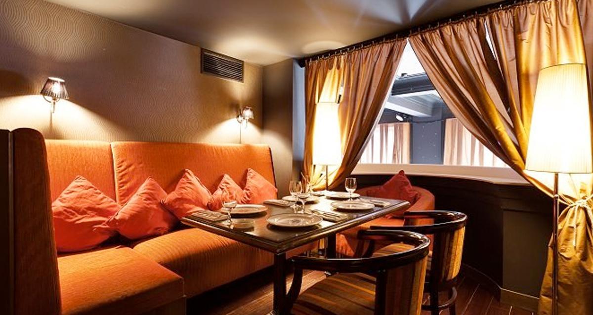 ресторане-бар Steak & устрица