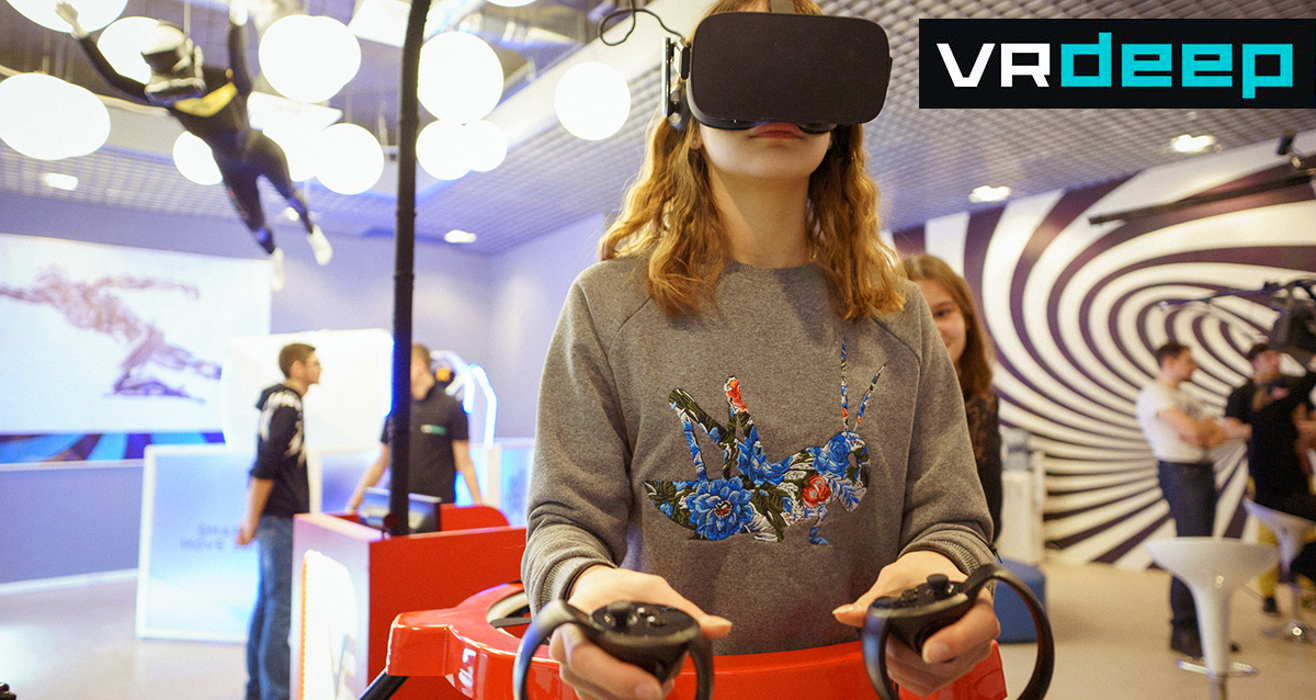 Клуб виртуальной реальности Vr Deep
