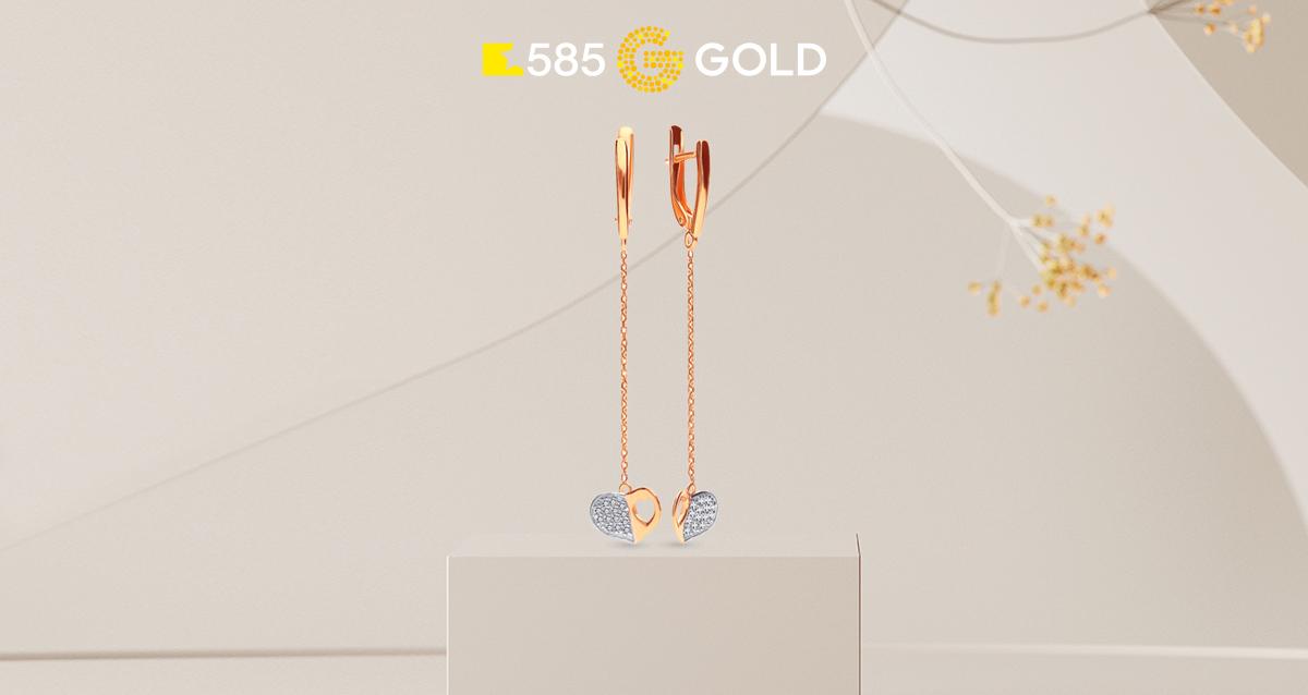 Сеть ювелирных магазинов 585GOLD