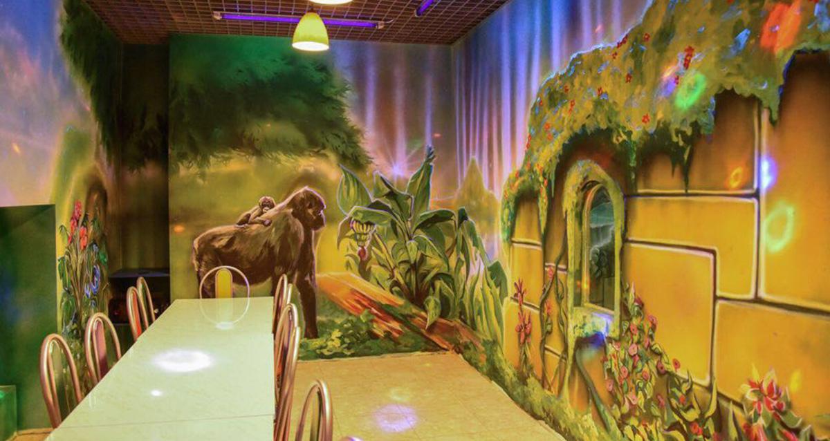 Детский развлекательный центр JUNGLELAND